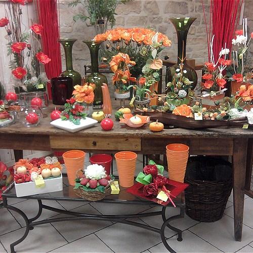 Fleuriste décorateur à Mansle